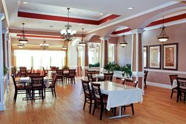 Santa Fe Trails - Cleburne, TX - Dining Room