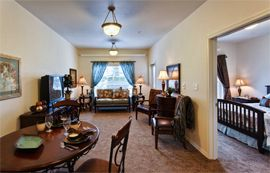 Sea View Senior Living Community - Brookings, OR - Apartment