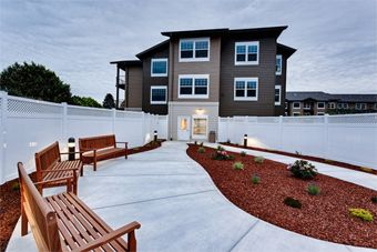 Sea View Senior Living Community - Brookings, OR - Exterior