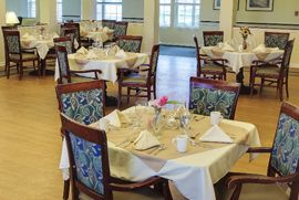 Settlers Place - La Porte, IN - Dining Room
