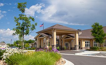 Seven Lakes Memory Care - Loveland, CO - Exterior