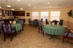 Silverado Cypresswood - Houston, TX - Dining Room
