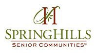 Spring Hills Senior Communities - Logo
