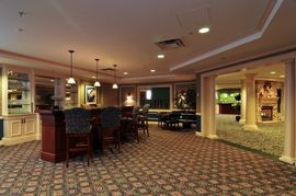 Spring Meadows at Libertyville, IL - Lounge