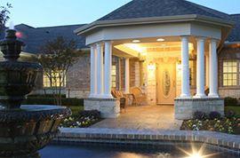 Stoneybrook Memory Care of McKinney, TX - Courtyard