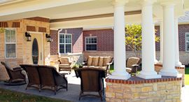 Stoneybrook Memory Care of Garland, TX - Courtyard