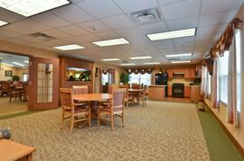 Sugar Grove - Plainfield, IN - Common Room