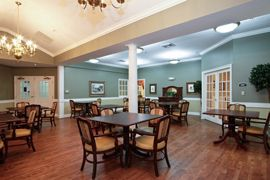 Summit Court - Anderson, SC - Dining Room