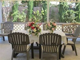 Sweet California Home Care - Riverside, California - Patio