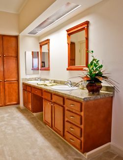 Tarrytowne Estates - Houston, TX - Bathroom