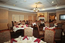 The Amberleigh - Williamsville, NY - Dining Room