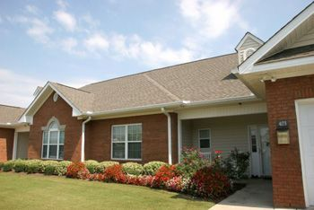 The Cottages at Woodland Terrace - Milledgeville, GA - Exterior