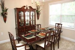 The Cottages at Woodland Terrace - Milledgeville, GA - Dining Room