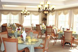 The Hearth at Hendersonville, TN - Dining Room