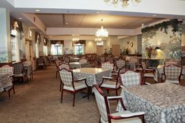 The Montclair - Springfield, MO - Dining Area