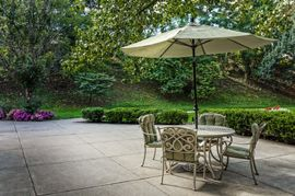 The Park Oak Grove - Roanoke, VA - Patio