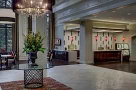 The Renaissance on Peachtree - Atlanta, GA - Lobby