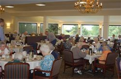 The Springs at Carman Oaks - Lake Oswego, OR - Dining Room
