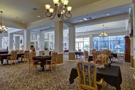 The Waterford at Corpus Christi, TX - Dining Room