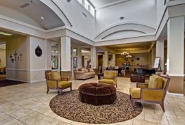 The Waterford at Corpus Christi, TX - Lobby