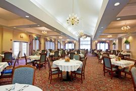 The Waterford at Deer Park - Dining Area