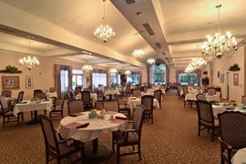 The Waterford at Edison Lakes - Mishawaka, IN - Dining Room