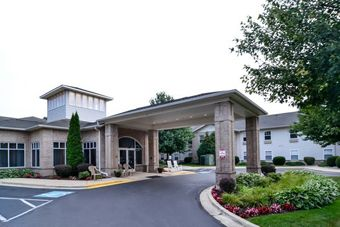 The Waterford at Edison Lakes - Mishawaka, IN - Exterior