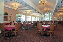 The Waterford at Ironbridge, MO - Dining Room