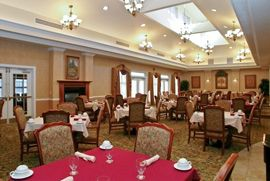 The Waterford at Levis Commons - Perrysburg, OH - Dining Room