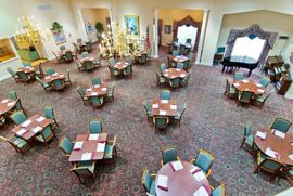 The Waterford at Mesquite, TX - Dining Room