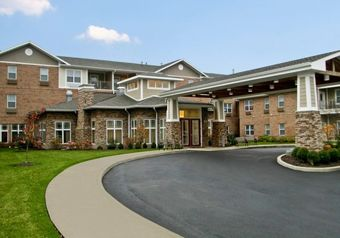 The Waterford at Richmond Heights, OH - Exterior
