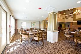 The Wellington at Conroe - Conroe, TX - Dinning Area