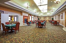 The Wellington at Dayton, OH - Dining Area