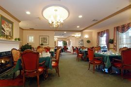 The Woodlands of Shaker Heights, OH - Dining Room