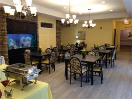 Vicinia Gardens Assisted Living - Fenton, MI - Dining Room