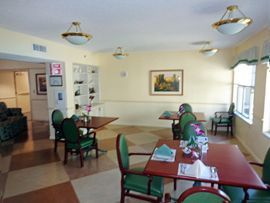 Village Place Retirement - Port Charlotte, FL - Dining Room