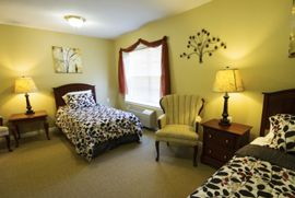 Walker Place - Shelbyville, IN - Bedroom