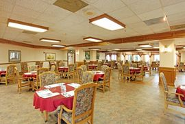 West Shores - Hot Springs, AR - Dining Room