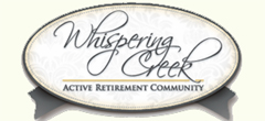 Whispering Creek Active Retirement Communities - Sioux City, IA - Logo