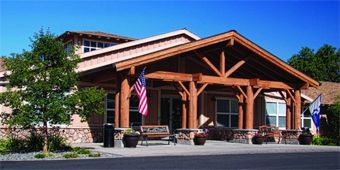 Wildflower Lodge - LaGrande, OR - Exterior