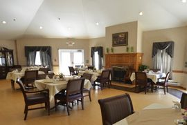 Woodbourne Place - Levittown, PA - Dining Area