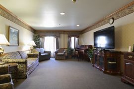Woodbourne Place - Levittown, PA - Lounge Area