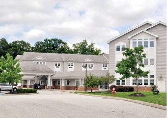 Woodlands Assisted Living - Baltimore, MD - Exterior