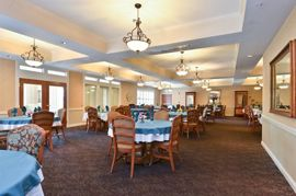 Woodview - Fort Wayne, IN - Dining Room