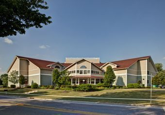 Briar Hill Health Care Residence - Middlefield, OH - Exterior