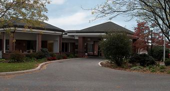 Coffman Nursing Home-Hagerstown, MD-Exterior