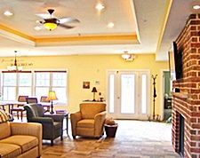 Elder Care Cottages - Waterford, WI - Living Room