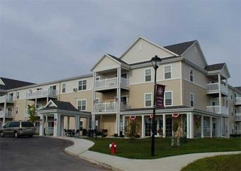 Highland Village Apartments I & II - Watertown, WI - Exterior