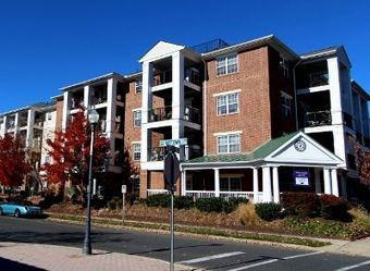 Kentlands Manor Apartments - Gaithersburg, MD - Exterior