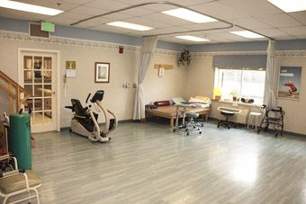 Lorien Riverside - Belcamp, MD - Fitness Room